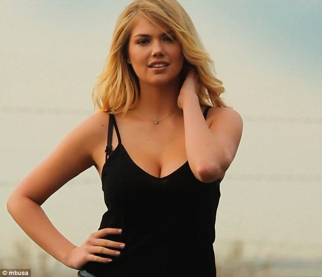 MB Kate Upton Mercedes Benz Commercial with Kate Upton Creates Controversy