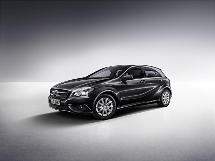 Mercedes A-Class BlueEFFICIENCY Edition