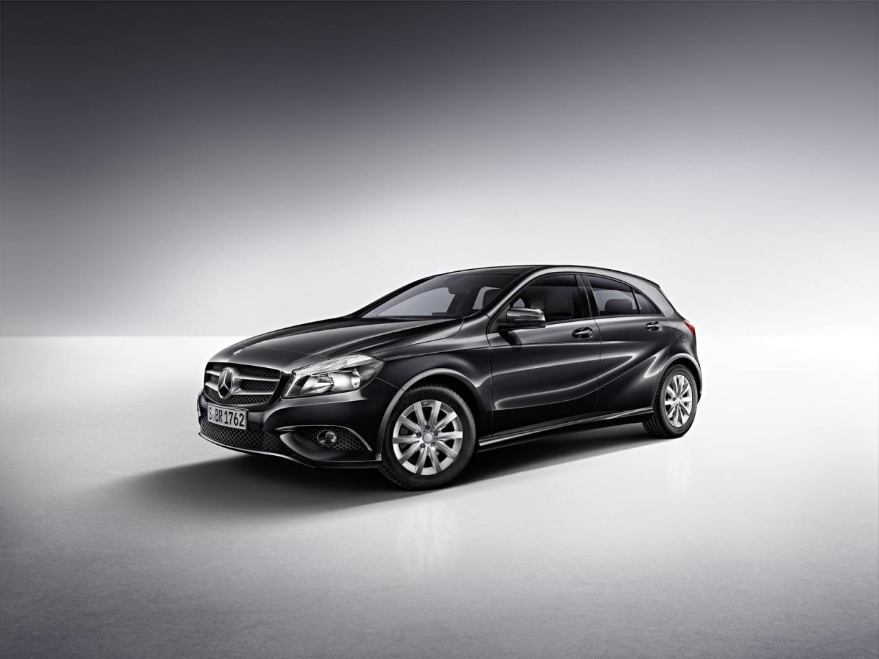 Mercedes A Class BlueEFFICIENCY Edition Mercedes Benz A Class BlueEFFICIENCY (BE) Edition Unveiled