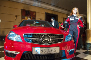 AMG launching in Bahrain