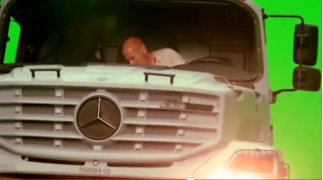 diehard1 Mercedes Provides 70 Vehicles For Latest Die Hard Movie