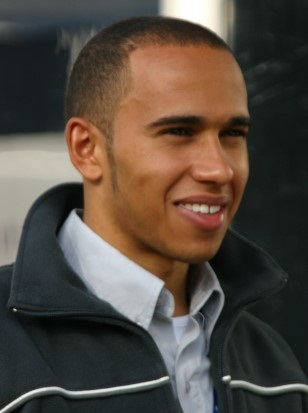 lewis hamilton1 Mercedes Benz Team More Determined to Win than McLaren