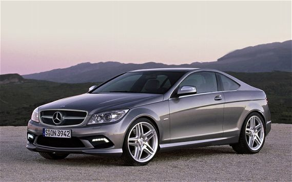 mercedes-benz-c-class-coupe-illustration