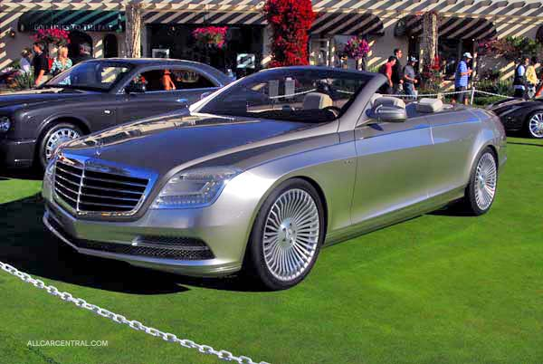 mercedes benz ocean drive 07 Still A Long Wait For Those Expecting An S Class 4 Door Convertible