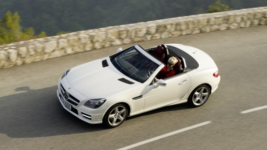 mercedes benz slk 250 cdi U.S. Customers who Prefer Manual Transmission Over Automatic Transmission Increases