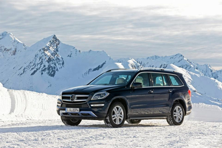 mercedes Mercedes Benz GL Class: The Best of the Best