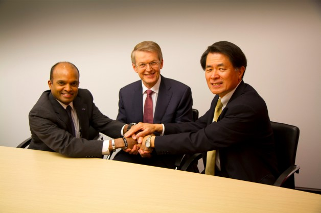1 Ford, Nissan, And Daimler Forged Fuel Cell Technology Development Agreement