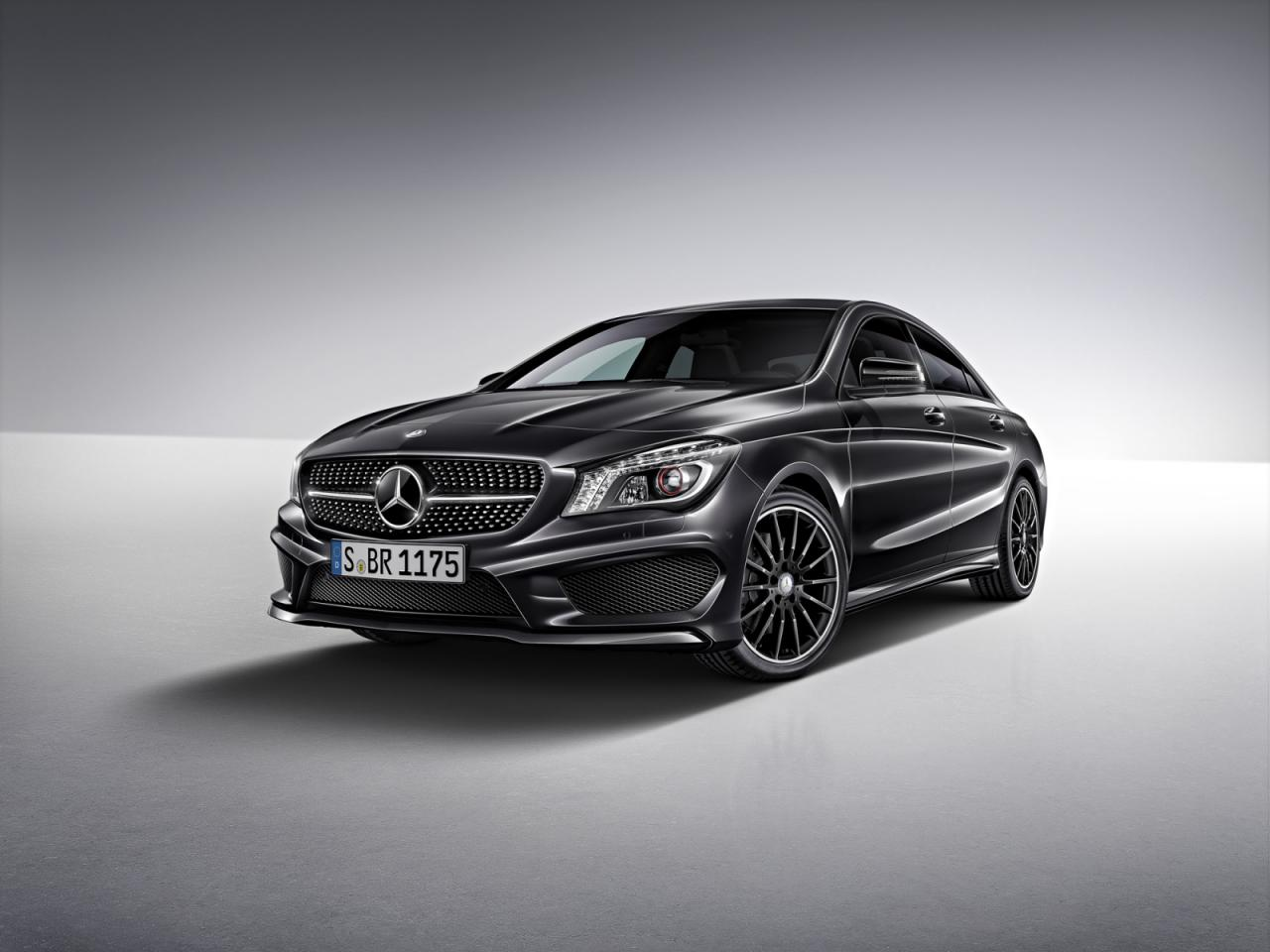 13 Price Of Upcoming Mercedes Benz CLA Edition 1 In Germany Revealed