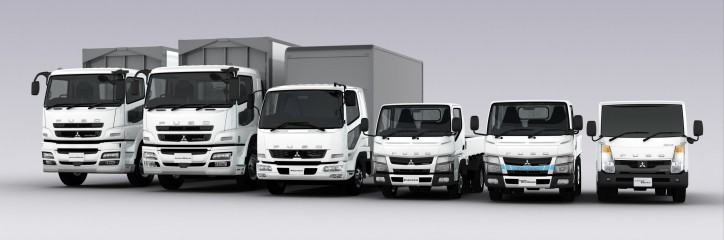 13C166 724x240 Diamler Partner Fuso Posts 18% Sales Growth