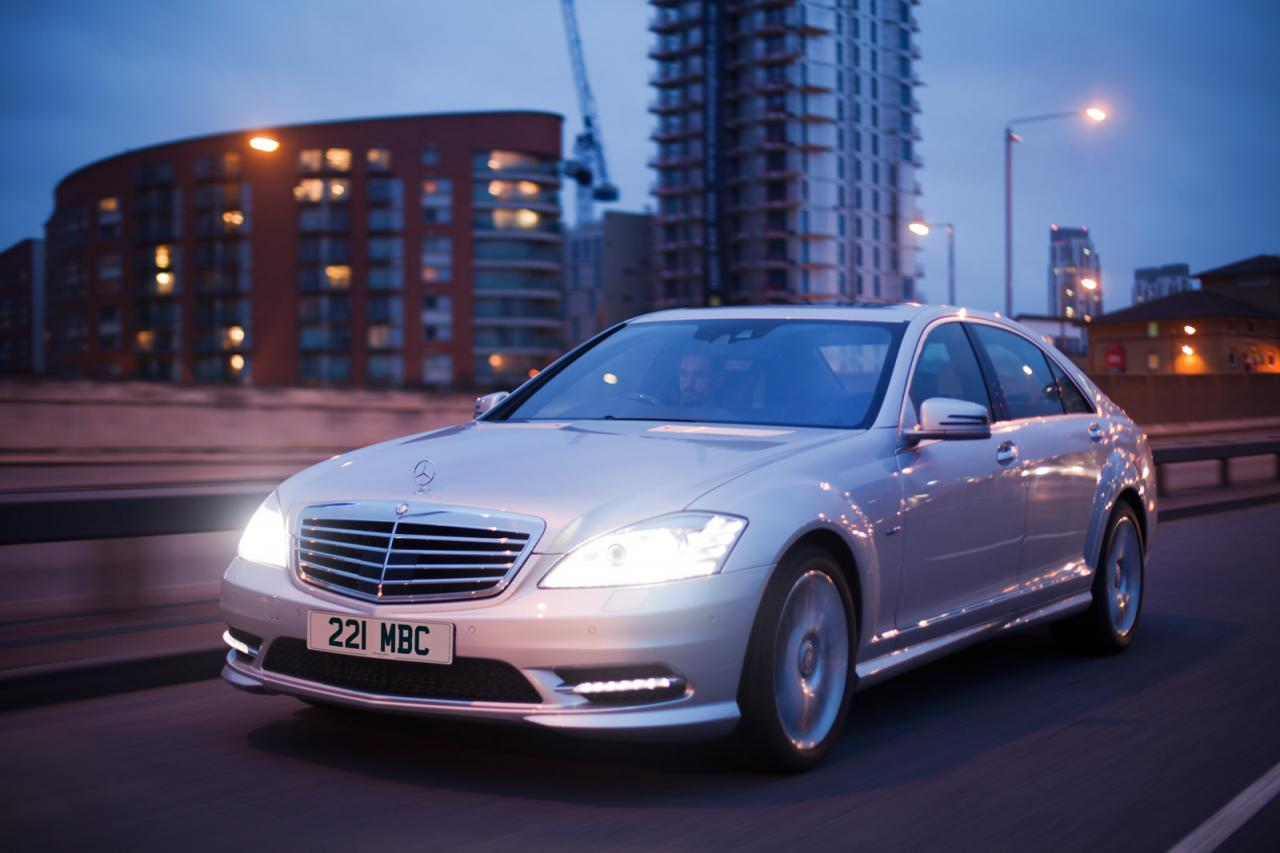 Mercedes benz s350 bluetec amg sports edition unveiled in for Mercedes benz s350 bluetec
