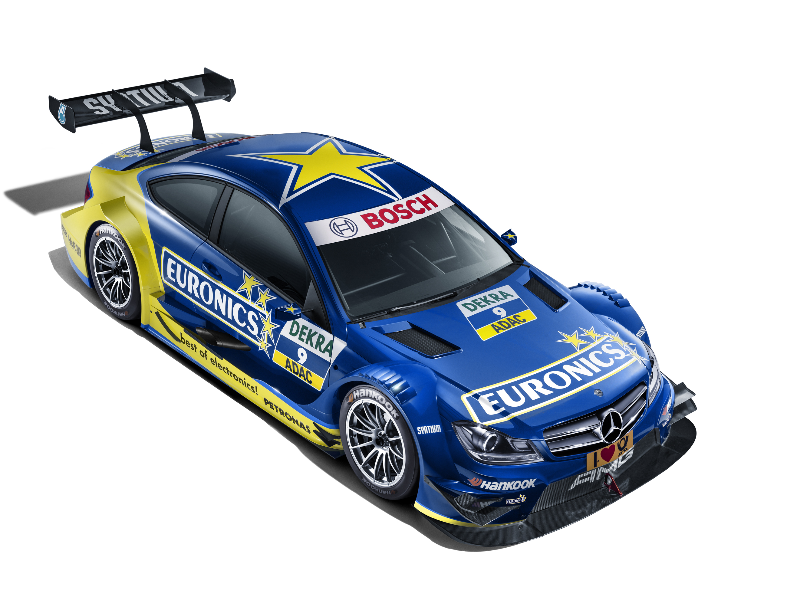 17 Gary Paffet And Christian Vietoris To Race Under Euronics Banner