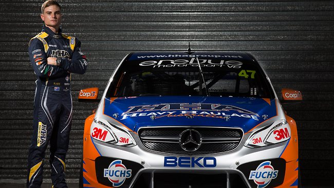 234729 erebus v8 supercar Mercedes Benz V8 Supercar Released