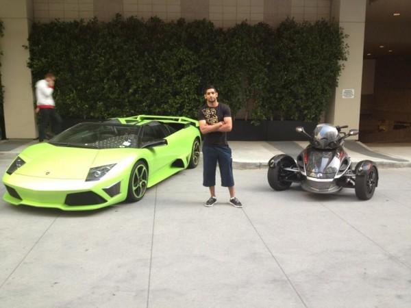 Amir-Khan-Lamborghini