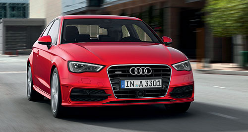 Audi A3 large Mercedes Benz A Class vs. Audi A3 – Which will win?