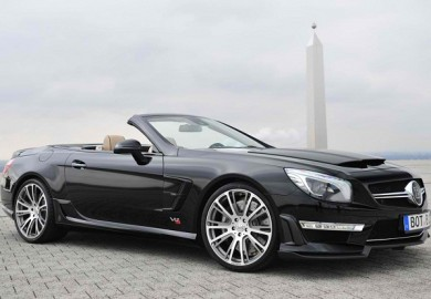 BRABUS 800 Roadster Based on Mercedes-Benz SL 65 AMG 00