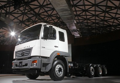 BharatBenz a Big Hit in India
