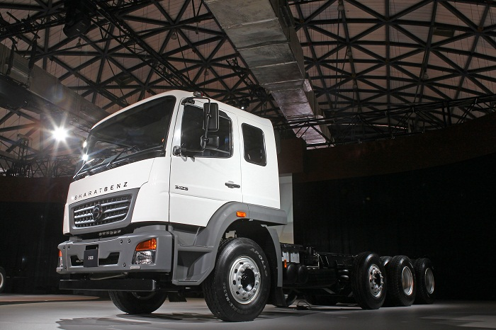 BharatBenz a Big Hit in India BharatBenz a Hit in India: 1,000 Plus Orders for the Truck in 3 Months