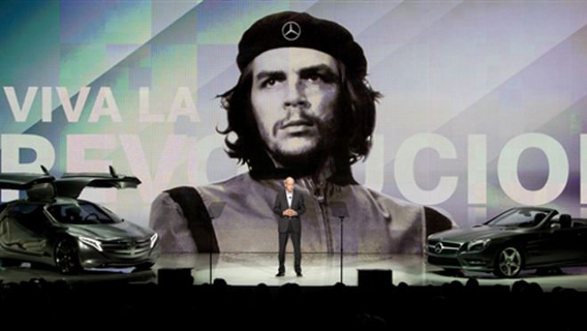 Che Mercedes Benz Issues Apology for the Controversial Che Guevara Photo