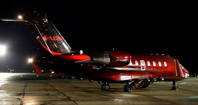 Hamilton Jet Lewis Hamilton Purchases a Jet Worth £20 Million