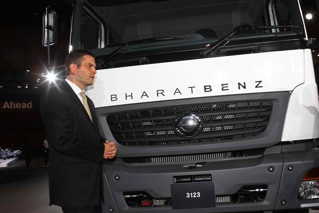 Marc Llistosella BharatBenz Daimler Trucks Aggressive Discounting Solves Nothing, Says Daimlers Listosella