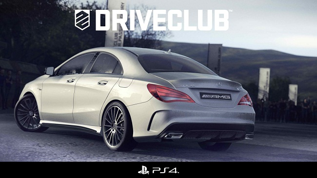 Mercedes Benz CLA 45 AMG in PS4 Racing Game Driveclub PlayStation 4 Racing Game DriveClub to Feature Mercedes Benz CLA 45 AMG and A 45 AMG