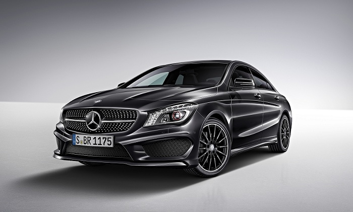 Mercedes Benz CLA Edition 1 1 Ultra Exclusive Mercedes Benz CLA Edition 1 Now Available