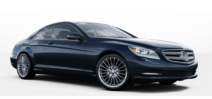 Mercedes Benz CL600 Coupe Mercedes Benz Cars Most Expensive to Insure, Says Study