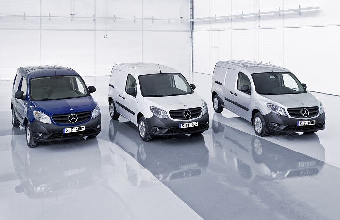 Mercedes Benz Citan Spain Van of the Year Faulty Airbags Result To The Recall Of 3,500 Citans