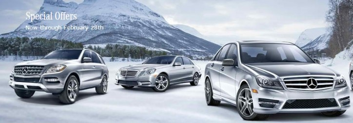 Mercedes Benz Special Lease Offers 724x252 Lease a Mercedes Benz or Go for Financing?