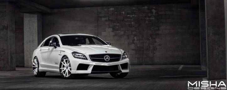 Custom Body Kit Design Mercedes-cls-63-amg-body-kit