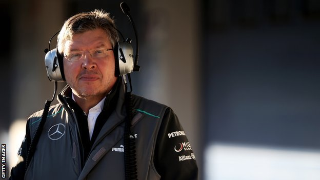 ross brawn Is Ross Brawn Leaving the Team?