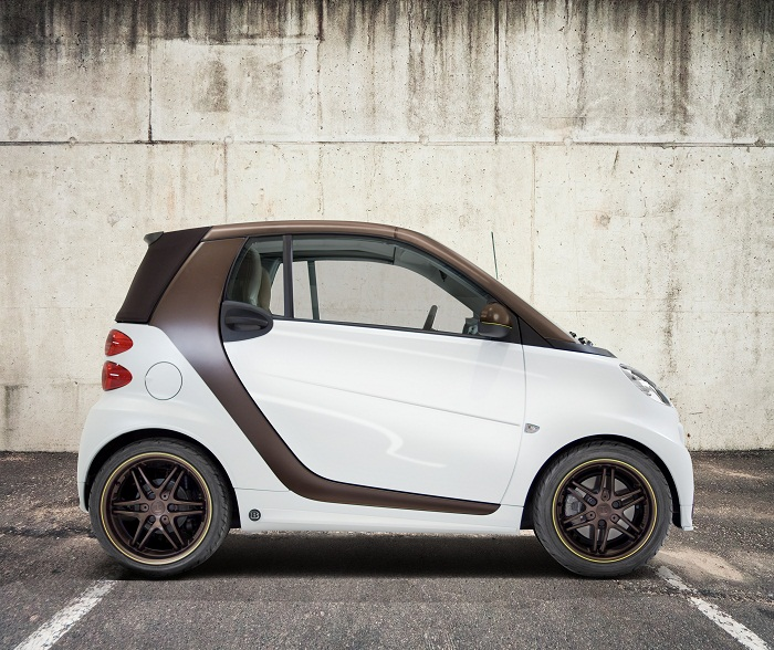 smart fortwo BoConcept signature style 000 Form and Functionality Combine in smart and BoConcept Design Partnership