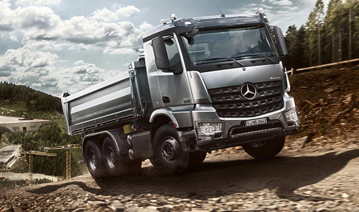 01 710x420 New Arocs Set To Make Its Public Debut This April