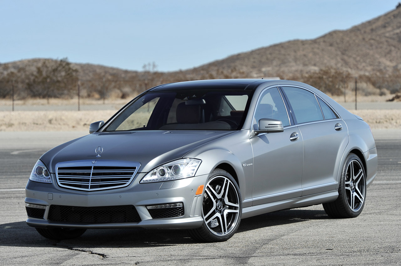 Featuring the Most Recent Photos of the Mercedes-Benz S65 AMG