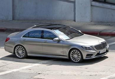 New 2014 Mercedes-Benz S-Class