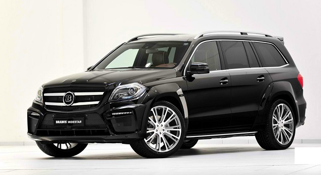 BRABUS B63 620 WIDESTAR BRABUS Gives B63   620 WIDESTAR its World Debut at Geneva Motor Show
