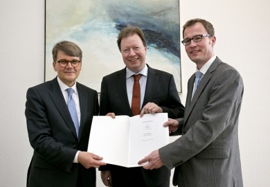 Daimler University of Stuttgart Cooperation