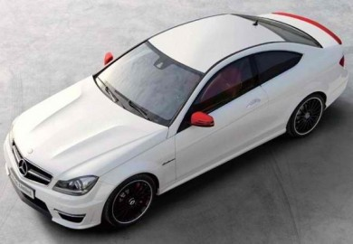 Japan-Exclusive Mercedes-Benz C63 AMG Special Edition