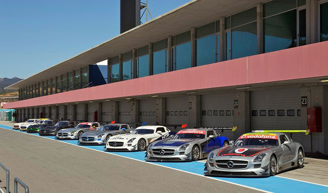 Mercedes AMG Customer Sports Program Motorsport 2013 Outlook for the AMG Customer Sports Program