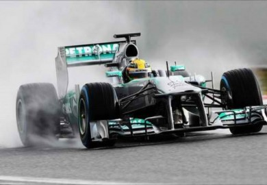 Mercedes AMG Petronas F1 Australian Grand Prix 2013