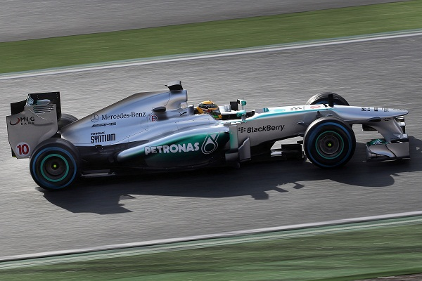Mercedes AMG Petronas F1 Lewis Hamilton F1: Hamilton Tops Day 3 in Laps and Best Time