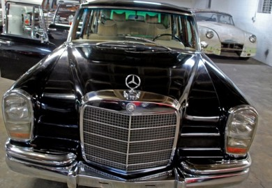 Mercedes-Benz 600 Owned by Saddam Hussein