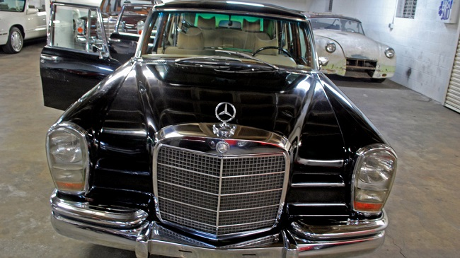 Mercedes Benz 600 Owned by Saddam Hussein Mercedes Benz 600 Owned by Saddam Hussein Surfaces