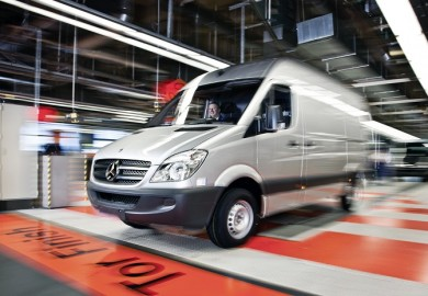 Mercedes-Benz Vans 2012 Results
