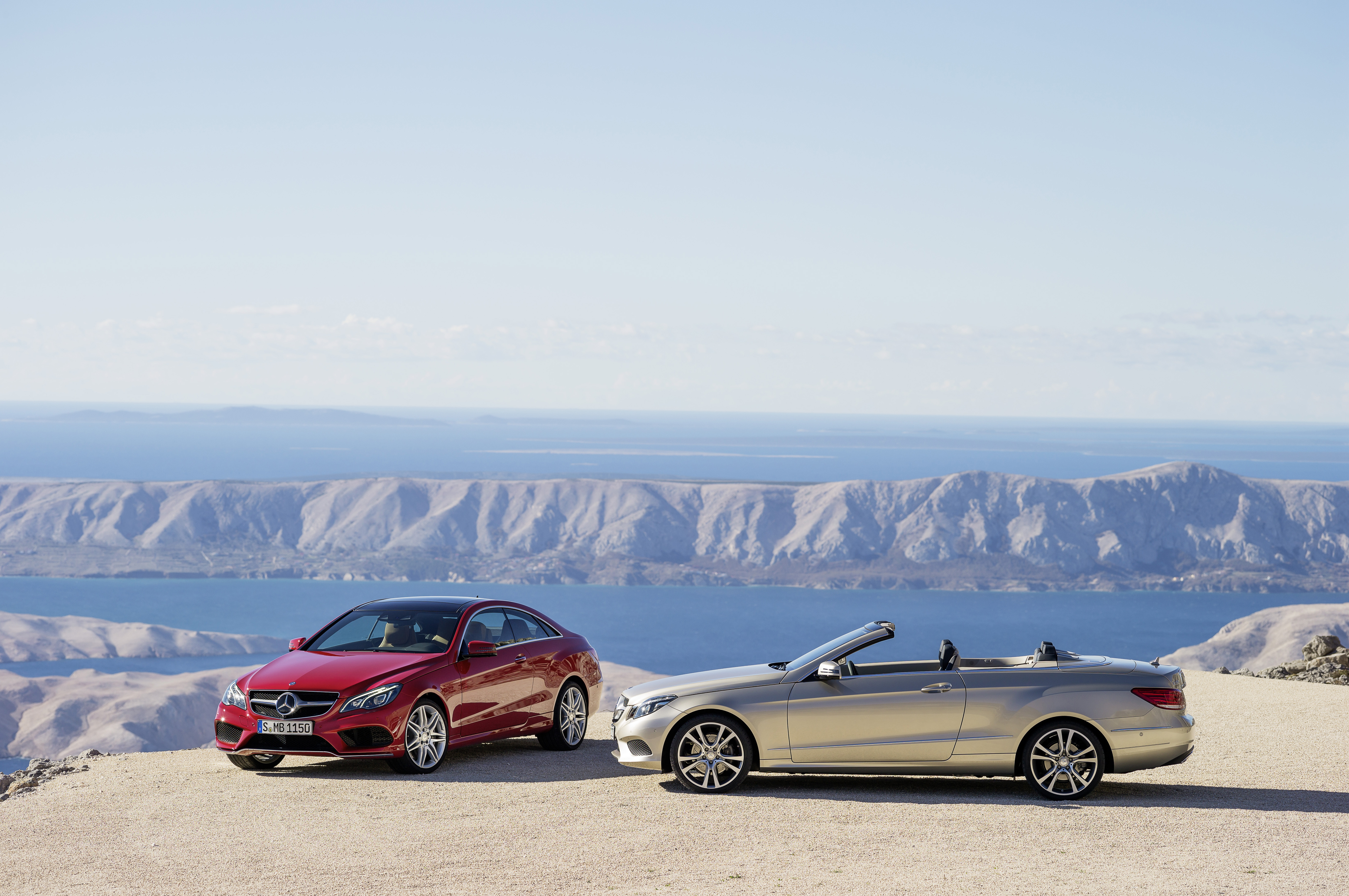 New Cabriolet and Coupe Latest Cabriolet and E Class Coupe Of Mercedes Benz To Be Released Soon