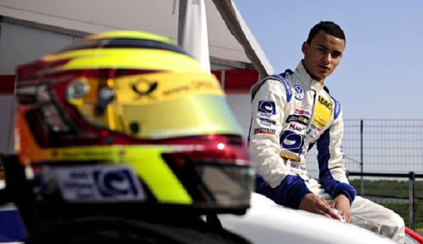 Pascal Wehrlein Becomes Youngest DTM Driver