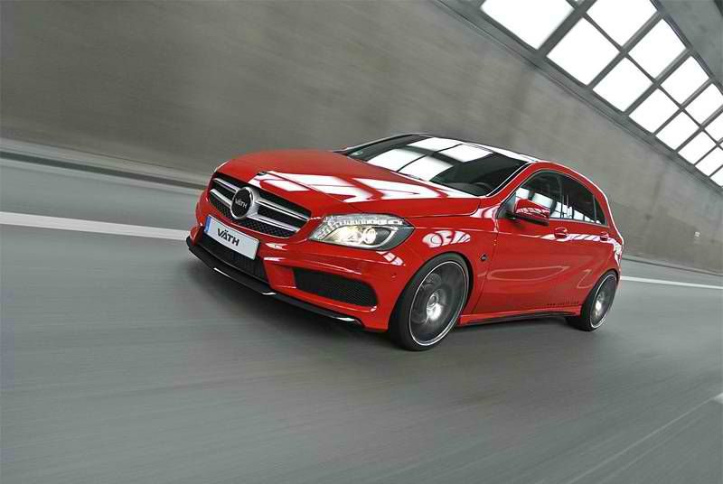 Vath Mercedes Benz A250 W176 01 Vath Outs 245 HP Mercedes Benz A250 V25