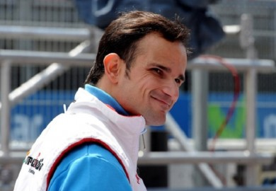 Vitantonio Liuzzi Switches Mercedes Teams in Superstars Series