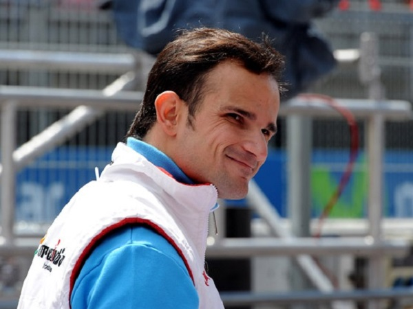 Vitantonio Liuzzi Switches Mercedes Teams in Superstars Series Superstars Series: Liuzzi Switches to Another Mercedes Team