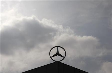benz logo Daimler Gains $3.44 Billion From The Assessment Of Its EADS Holdings